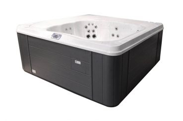 Oceanus Pools River Flow Square Free Stand Whirlpool